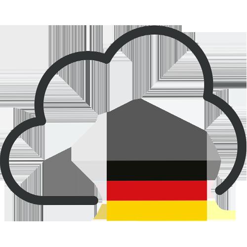 Datenstandort Deutschland
